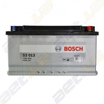 Аккумулятор Bosch S3 90Ah R+ 720A