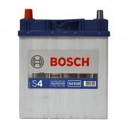 Bosch S4 019 40Ah JL+ 330A (тонкая клемма)