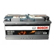 Bosch AGM S5  015 105Ah R+ 950A