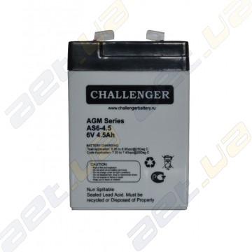 Аккумулятор Challenger AS6-4.5