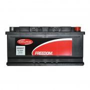 Delphi Freedom 85Ah R+ 750A (низкобазовый)