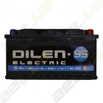 Аккумулятор Dilen 95Ah R+ 680A
