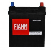 Fiamm Diamond 35Ah JR+300A (тонкая клемма)