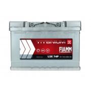 Fiamm Titanium Pro 74Ah L+ 680A