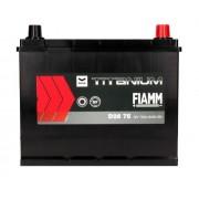 Fiamm Black Titanium 75AH JR+ 640A