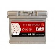 Fiamm Titanium Pro 50Ah R+ 520A (низкобазовый)