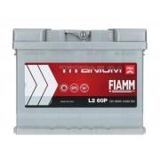 Fiamm Titanium Pro 60Ah R+ 540A