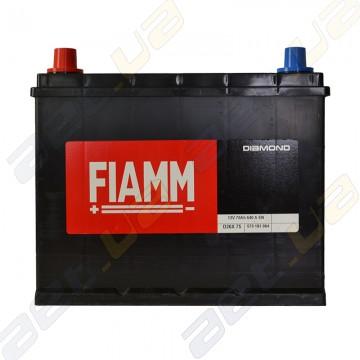 Аккумулятор Fiamm Diamond 75Ah JL+ 640A