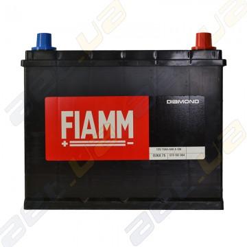 Аккумулятор Fiamm Diamond 75Ah JR+ 640A