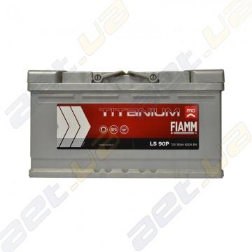 Аккумулятор Fiamm Titanium Pro 90Ah R+ 800A