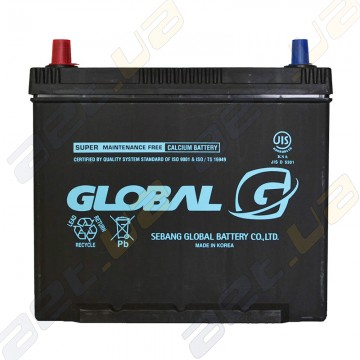 Аккумулятор Global NX100-S6 45Ah JL+ 430A
