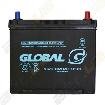 Аккумулятор Global NX100-S6LS 45Ah JR+ 430A