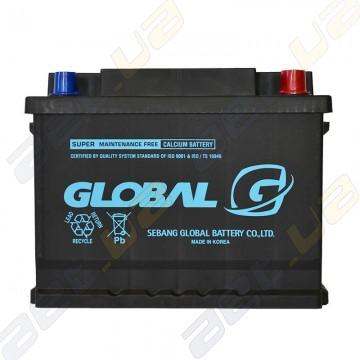 Аккумулятор Global 56030 60Ah R+ 460A