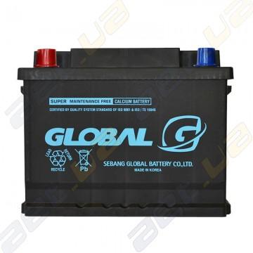Аккумулятор Global 56031 60Ah L+ 460A