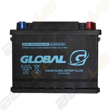 Аккумулятор Global 56219 62Ah R+ 480A
