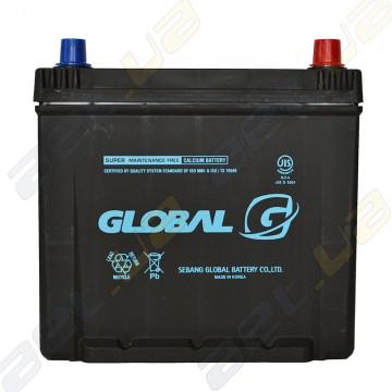 Аккумулятор Global 75D23L 65Ah JR+ 580A