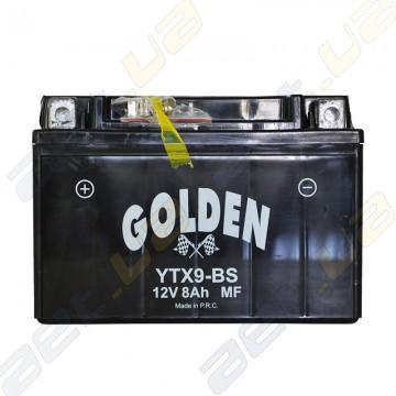 Мото аккумулятор Golden YTX9-BS 12v 8Ah L+