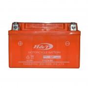 H&T YTX7A-BS 12v 7Ah L+