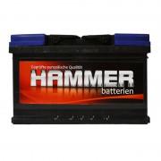 Hammer 77Ah R+ 720A