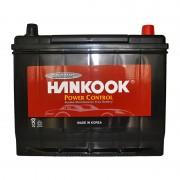 Hankook MF90D26FL 72Ah JR+ 630A