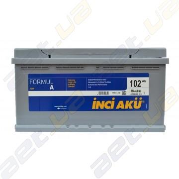 Аккумулятор INCI-AKU Formula A 102Ah R+ 860A