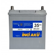 Inci Akü Formula (NS40) 35Ah JL+ 300A (тонкая клемма)