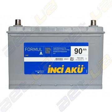Аккумулятор INCI-AKU Formul A 90Ah JL+ 750A