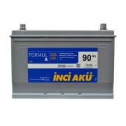 INCI-AKU Formul A 90Ah JR+ 750A