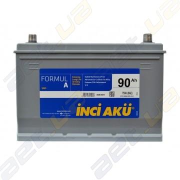 Аккумулятор INCI-AKU Formul A 90Ah JR+ 750A