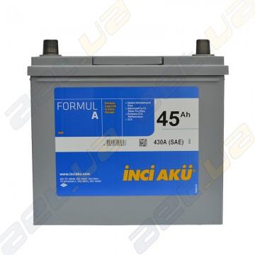 Аккумулятор INCI-AKU Formul A 45Ah JL+ 430A