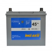 INCI-AKU Formul A 45Ah JR+ 430A