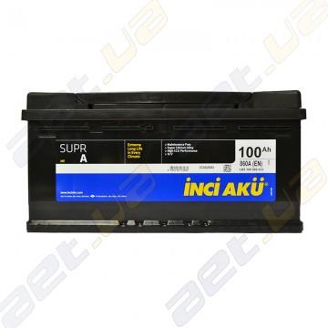 Аккумулятор INCI-AKU Supr A 100Ah L+ 860A