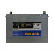 INCI-AKU Supr A 100Ah JR+ 960A