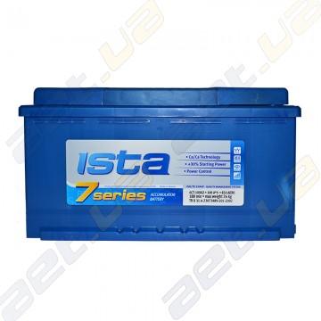 Аккумулятор Ista 7 series 100Ah L+ 850A (EN)