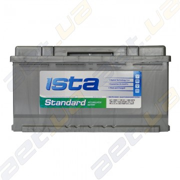 Аккумулятор Ista Standard 100Ah L+ 800A (EN)