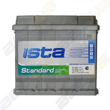 Аккумулятор Ista Standard 50Ah L+ 420A (EN)