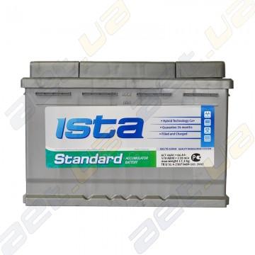 Аккумулятор Ista Standard 66Ah L+ 570A (EN)