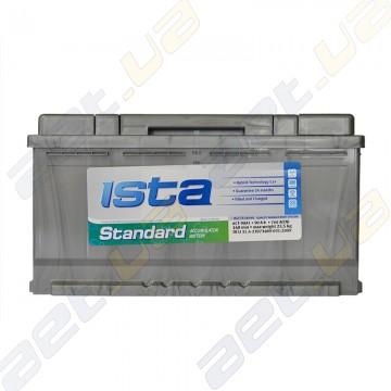 Аккумулятор Ista Standard 90Ah R+ 760A (EN)