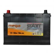 Mega Start 100Ah JL+ 730A
