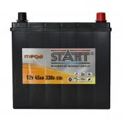 Mega Start 45Ah JR+ 330A