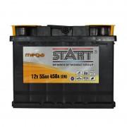 Mega Start 55Ah R+ 450A