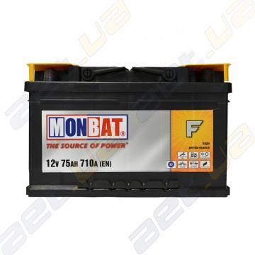 Аккумулятор Monbat F 75Ah R+ 710A