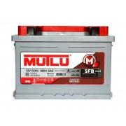 Mutlu SFB Technology (Ser3) 60AH R+ 540A (низкобазовый)