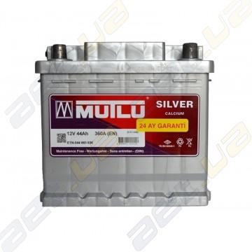Аккумулятор Mutlu Silver Calcium 44Ah R+ 360A
