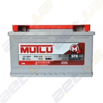 Аккумулятор Mutlu SFB Technology (Ser3) 90Ah R+ 850A (корпус 80)