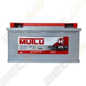 Аккумулятор Mutlu SFB Technology (Ser2) 100AH R+ 830A