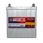 Mutlu Silver Calcium 42Ah JR+ 350A (тонкая клемма)