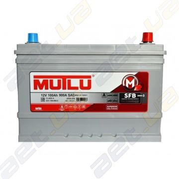 Аккумулятор Mutlu SFB Technology (Ser3) 100Ah JR+ 850A