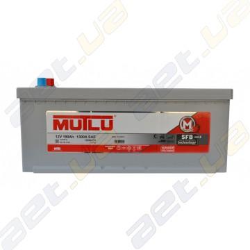 Грузовой аккумулятор Mutlu SFB Technology (Ser2) 190Ah L+ 1250A