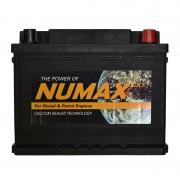 Numax 45Ah L+ 430A